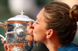 French Open Diary Simona Halep Party Nicolas Mahut Floss Doubles Title Roland Garros