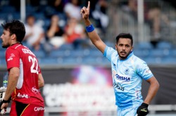 India Settle A 1 1 Draw With Belgium