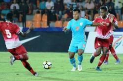 Intercontinental Cup 2018 Eyes On Chhetri Jeje As India Look Kenya