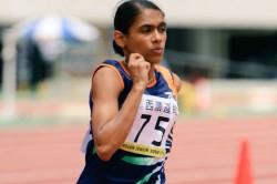 Jisna Bags Another Gold India At Asian Junior Athletics Meet
