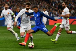 Fifa World Cup 2018 Young Xi Look For Mbappe Asensio