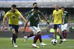 Fifa World Cup 2018 Team Analysis Mexico Good Form Javier Hernandez Hirving Lozano