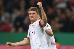 Fifa World Cup 2018 Muller Looking Create History With Germany