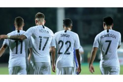 Intercontinental Cup 2018 Myer Penalty Gives New Zealand Win Over Chinese Taipei