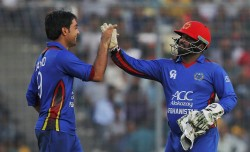 India Shouldn T Lay Rank Turner Afghanistan Test Rashid Khan Will Be Dangerous Lalchand Rajput