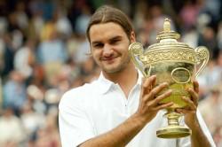 Wimbledon 2018 Roger Federer 2003 Seeds Andre Agassi Lleyton Hewitt