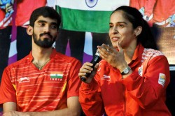 India Pick Gayatri Gopichand In Asiad Squad Along Stars Like Saina Nehwal And Srikanth