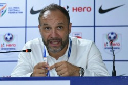 Intercontinental Cup 2018 Jet Lagged Kenyan Coach Migne Watches New Zealand Stands