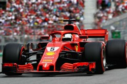 F1 Sebastian Vettel Wins Canadian Grand Prix