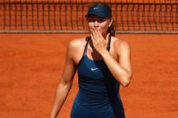 Maria Sharapova Beats Karolina Pliskova French Open Serena Williams Petra Kvitova Rafael Nadal