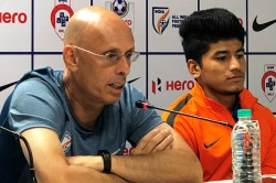 Intercontinental Cup India Won T Have Mental Advantage Over Kenya Stephen Constantine