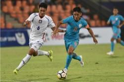 Intercontinental Cup India Run Riot Opener Vs Chinese Taipei Sunil Chhetri