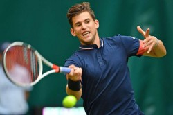 Dominic Thiem Beats Mikhail Youzhn Gerry Weber Open