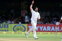 Umesh Yadav Claims 100th Test Wicket Joins Elite List Kapil Kumble
