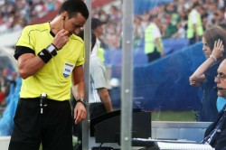 Var At World Cup Will Not Be Perfect Warns Fifa Refere