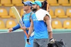 Kohli Takes Yoyo Test But No Clarity On Neck Injury
