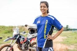 Aishwarya Pissay Set Her First International Rally