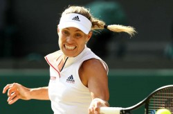 Angelique Kerber Wins Wimbledon Serena Williams