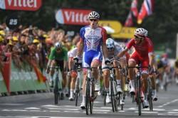 Tour De France Stage 18 Thomas Demare