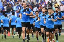 Bengaluru Fc Regroup Pre Season As Afc Cup Challenge Continu