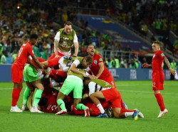 Fifa World Cup 2018 Highlights England Elbow Out Colombia In Penalties In Quarterfinals