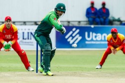 Zimbabwe Vs Pakistan 4th Odi Fakhar Creates History Double Hundred Pakistan Zimbabwe