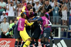 World Cup 2018 Final France Vs Croatia Result Score Highlights Les Bleus Are Champs