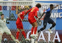 Fifa Wc 2018 Semifinals Highlights France Outwit Belgium To Enter Final