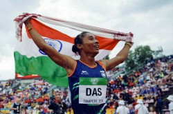 Athlete Accuses Hima Das Coach Nipon Sexual Harassment