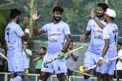 Hockey India Wrap Up Series With Convincing 4 0 Win Over New Zealand