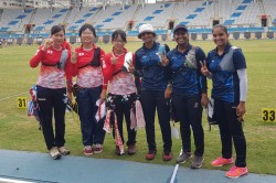 India Finish Joint Third Asia Cup Archery