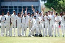 India U 19 Crush Sl Innings 147 Runs Claim Series 2