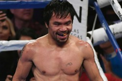 Manny Pacquiao Knocks Lucas Matthysse Win Welterweight Title