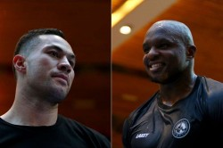 Boxing Promoters Shake On Bet As Parker Whyte Prepare War