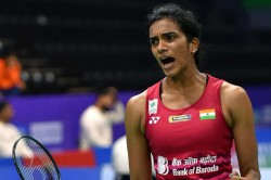Sindhu Unfazed Losses Finals Aims High At World Championship Asian Games