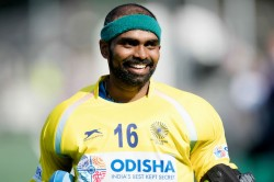 Sreejesh Lead Indian Hockey Team Asian Games