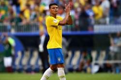 Silva And Brazil Preparing For Very Strong Belgium