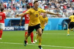 Fifa World Cup 2018 Belgium 2 England 0 Meunier Hazard Make History Red Devils
