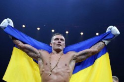 Tony Bellew Oleksandr Usyk Ready To Fight