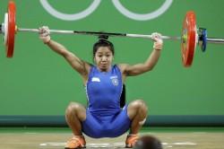 Asian Games 2018 Weightlifter Mirabai Chanu Says Injury No Worry Asiad