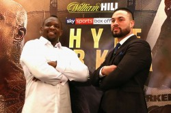 Dillian Whyte Joseph Parker Heavyweight O2 London When Where Who Preview