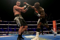 Dillian Whyte Beats Joseph Parker Points O2 Arena