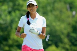 Aditi Makes Cut The First Time At Women S British Open