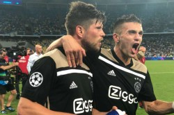 Ajax Aek And Young Boys Reach Champions League Group Stage