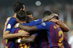 La Liga Preview Barcelona Begin As Firm Favourites