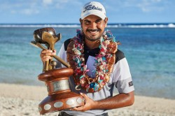 Gaganjeet Bhullar Claims Maiden European Tour Title At Fiji International