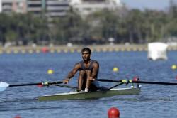 Rowers Bhokanal Sawarn Gear Up Make Big Splash At Asiad