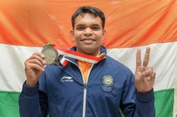 Asian Games 2018 Deepak Kumar Wins Air Rifle Silver