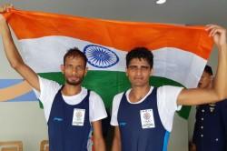Asian Games 2018 Rohit Kumar Bhagwan Singh Win Bronze Double Sculls