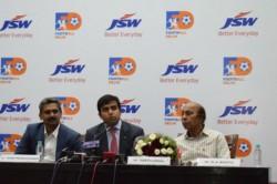 Football Delhi Ropes Jsw Sport As Partner 3 Years